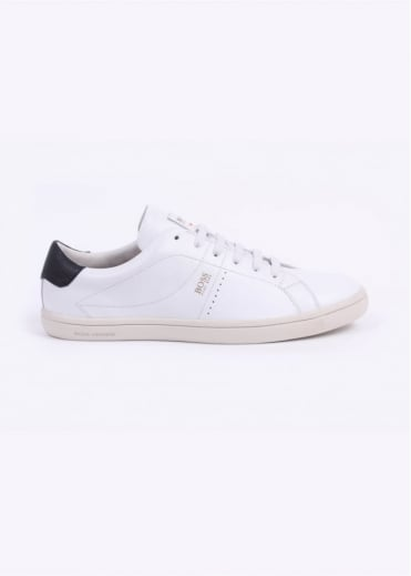 Hugo Boss / Boss Orange - Souta Trainers - White / Open Blue