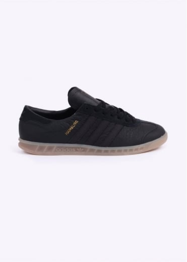 Adidas Originals Footwear Hamburg Trainers - Black
