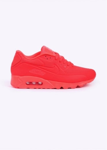 Nike Footwear Air Max 90 Ultra Moire Trainers - Red