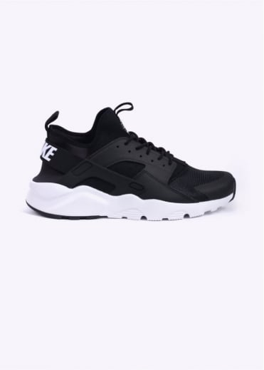 Nike Footwear Air Huarache Run Trainers - Black / White