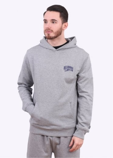 Billionaire Boys Club Arch Logo Hooded Sweatshirt - Heather Grey