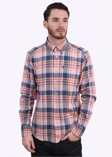 Barbour Orson Shirt - Pink
