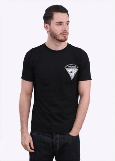Obey Society of Destruction Tee - Black