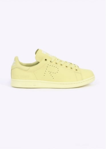 Adidas Originals X Raf Simons Stan Smith Trainers - Blush Yellow