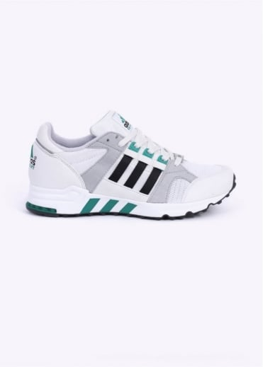 Adidas Originals Footwear Equipment Running Cushion 93 Trainers - Vintage White