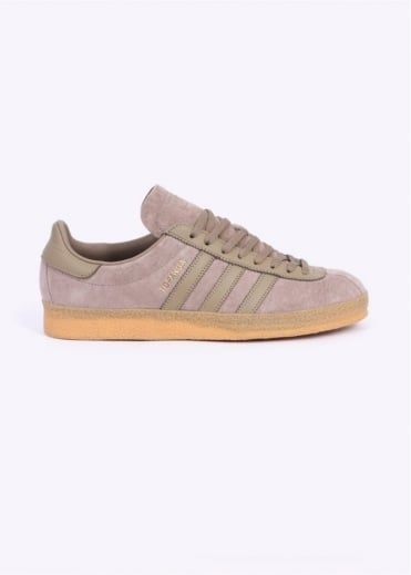 Adidas Originals Footwear Topanga Trainers - Hemp