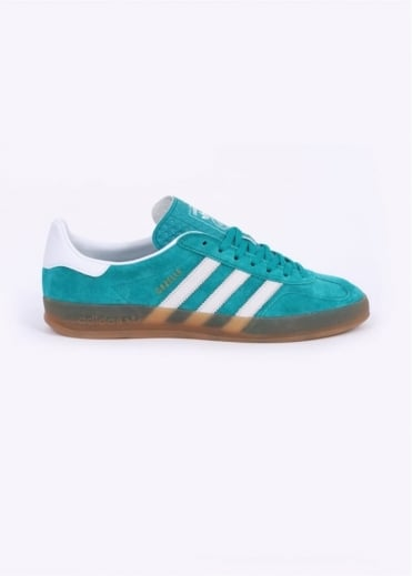 Adidas Originals Footwear Gazelle Indoor Trainers - EQT Green