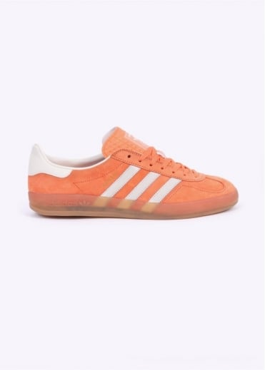 Adidas Originals Footwear Gazelle Indoor Trainers - Peach