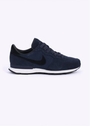 Nike Footwear Internationalist Trainers - Dark Obsidian