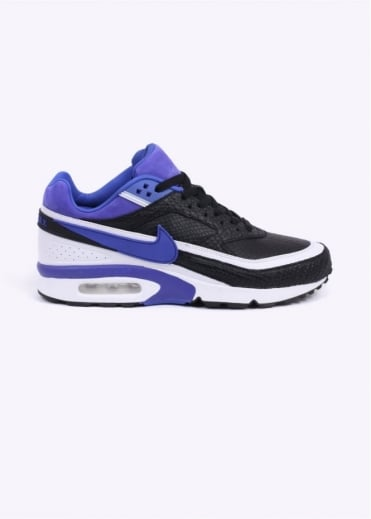 Nike Air Max BW Premium Trainers - Black / Persian Violet