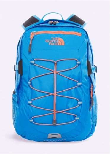 North Face Borealis Classic Backpack - Clear Lake Blue