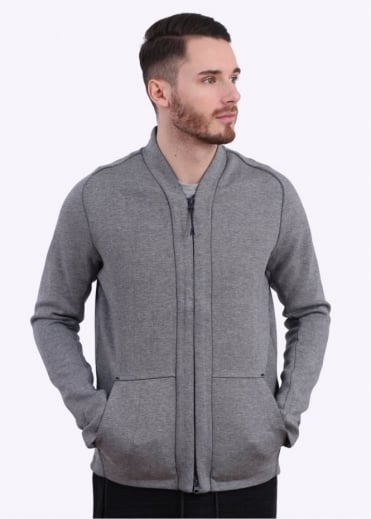 Nike Apparel Tech Fleece Cardigan - Grey