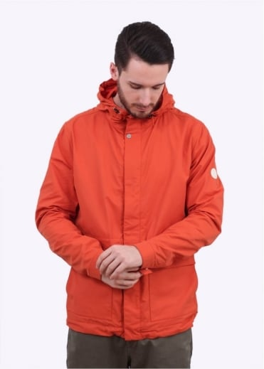 Norse Projects Nunk Summer Cotton Jacket - Orange