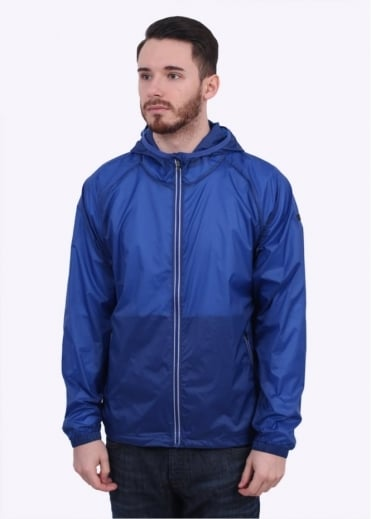 Hugo Boss Green Beach Zip Jacket - Medium Blue
