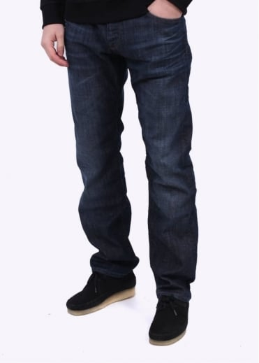 Hugo Boss Green C-Maine 1 Jeans - Navy Denim