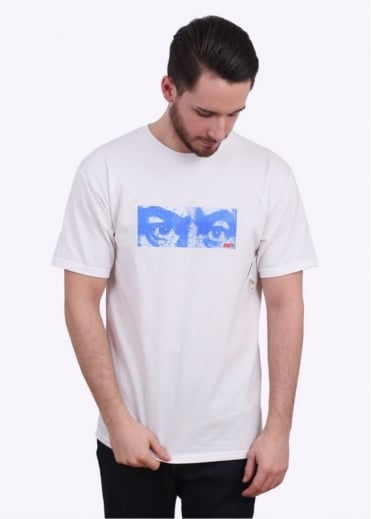 Obey The Watcher Tee - White