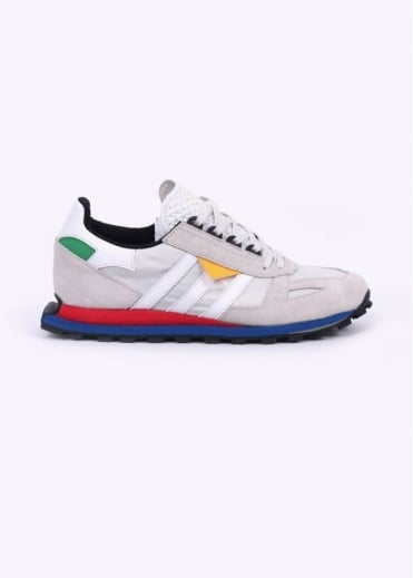 Adidas Originals Footwear Racing 1 Trainers - Off White