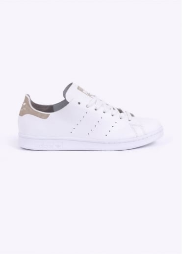 Adidas Originals Footwear Stan Smith Deconstructed Trainers - White / Light Brown