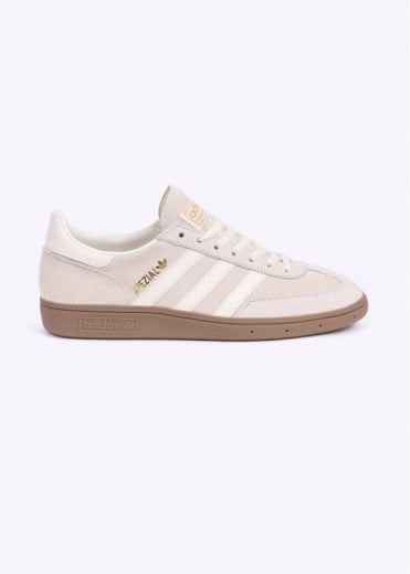 Adidas Originals Footwear Spezial Trainers - Cream White / Crystal White