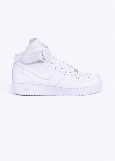 Nike Footwear Air Force One Mid 07 - White