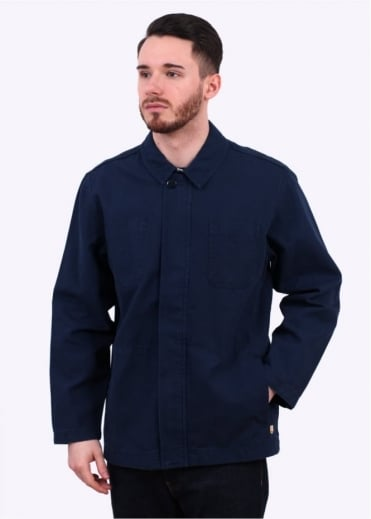 Armor Lux Fisherman Jacket - Navy