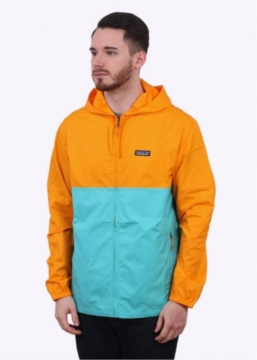 Patagonia Light & Variable Hoody - Howling Turquoise
