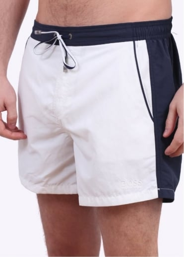 Hugo Boss Accessories Snapper Shorts - Open White