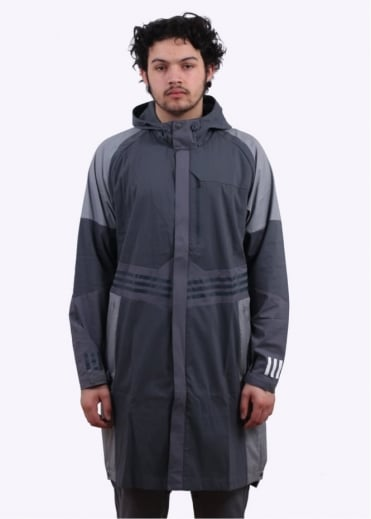Adidas Originals Apparel x White Mountaineering Coat - Grey