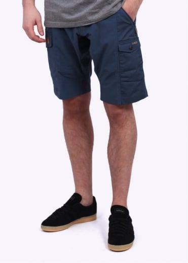 Fjallraven Abisko Shorts - Uncle Blue