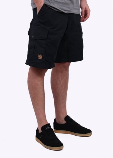 Fjallraven Karl Shorts - Dark Navy