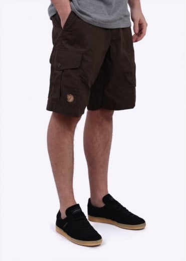 Fjallraven Karl Shorts - Dark Olive