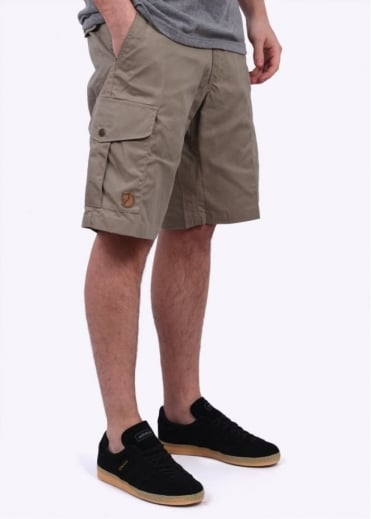 Fjallraven Karl Shorts - Light Khaki