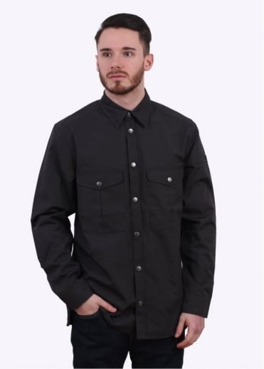 Fjallraven Greenland Shirt - Dark Grey