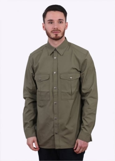 Fjallraven Greenland Shirt - Green