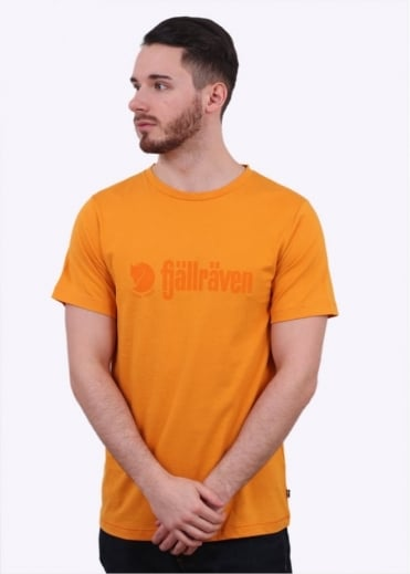 Fjallraven Retro Tee - Campfire Yellow