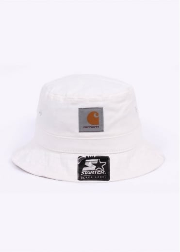 Carhartt Watch Bucket Hat - Broken White