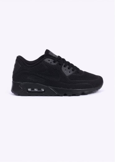 Nike Air Max 90 Ultra BR Trainers - Black