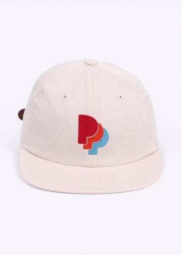 PPParra 6 Panel Cap - Off White