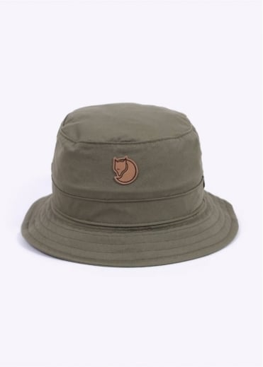Fjallraven Kiruna Bucket Hat - Green