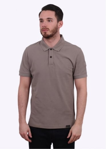 Belstaff Pearce Polo - Dark Sand