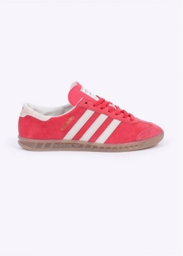 Adidas Originals Footwear Hamburg - Shock Red