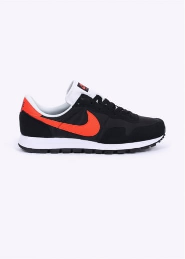 Nike Footwear Air Pegasus 83 - Black / Orange