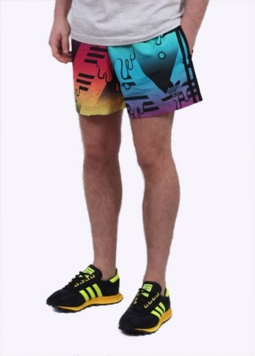 Adidas Originals Apparel Soccer Short - Multi
