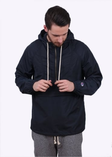 Champion Windrunner Jacket - Navy Blue