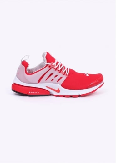 Nike Footwear Air Presto Trainers - Comet Red / White