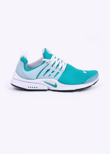 Nike Footwear Air Presto Trainers - Rio Teal / White