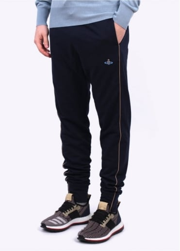 Vivienne Westwood Mens Tybald Tracksuit Pant - Navy