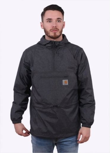 Carhartt Spinner Pullover Jacket - Black