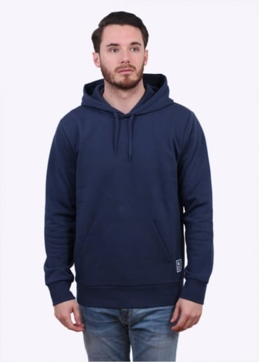 Carhartt Hooded State Flag Sweater - Navy Blue