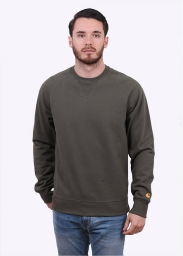 Carhartt Chase Sweater - Leaf